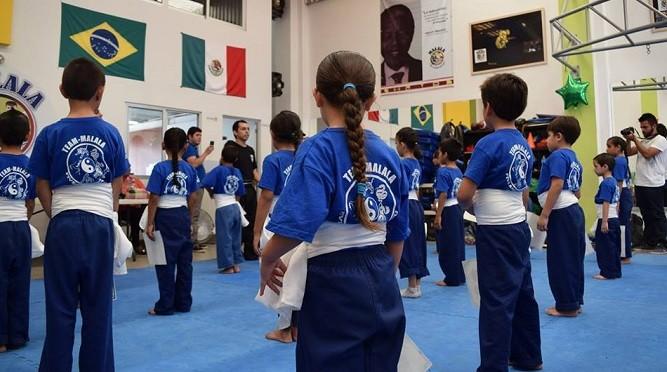 Múltiples beneficios de la práctica de Kung Fu en nuestros niños