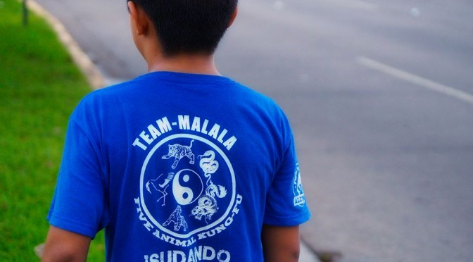 Un día en la vida de un niño Malala