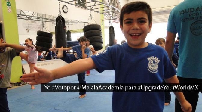 Tu voto cuenta por Malala Academia