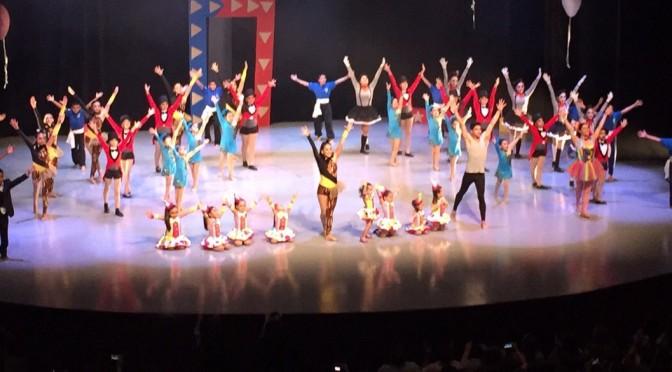 Gran evento «Bailando por Malala II»