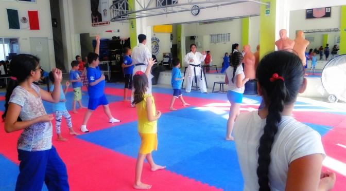 Actividades de Karate Do en Malala Academia