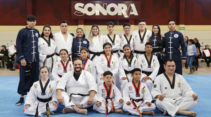 PRIMER GENERACIÓN DE CINTAS NEGRAS 2019, SONORA